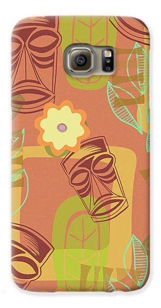 Hour At The Tiki Room Galaxy S6 Case