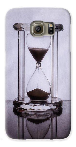 Visual Galaxy S6 Case - Hourglass - Time Slips Away by Tom Mc Nemar