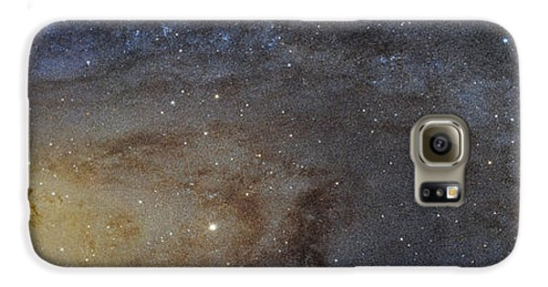 Galaxy S6 Case featuring the photograph Hubble's High-definition Panoramic View Of The Andromeda Galaxy by Adam Romanowicz