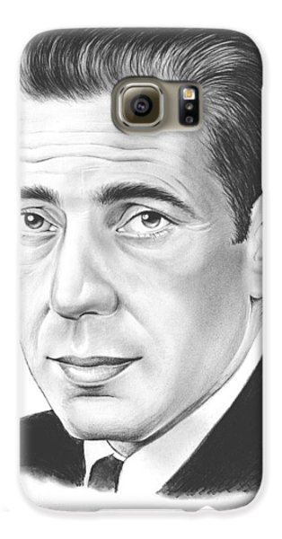 Falcon Galaxy S6 Case - Humphrey Bogart by Greg Joens