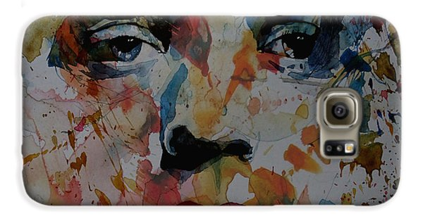 Musicians Galaxy S6 Case - I Know It's Only Rock N Roll But I Like It by Paul Lovering
