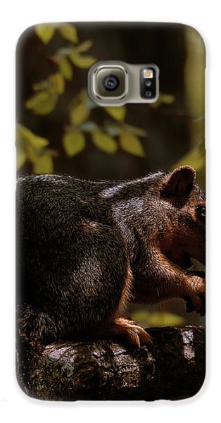 I Thought I Was Alone Galaxy S6 Case