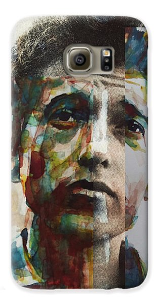 Blues Legend Galaxy S6 Case - I Want You  by Paul Lovering