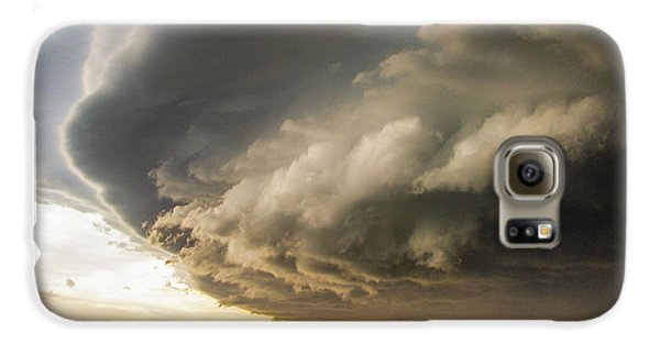 Nebraskasc Galaxy S6 Case - I Was Not Even Going To Chase This Day 020 by NebraskaSC