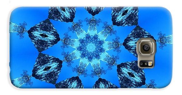 Ice Cristals Galaxy S6 Case
