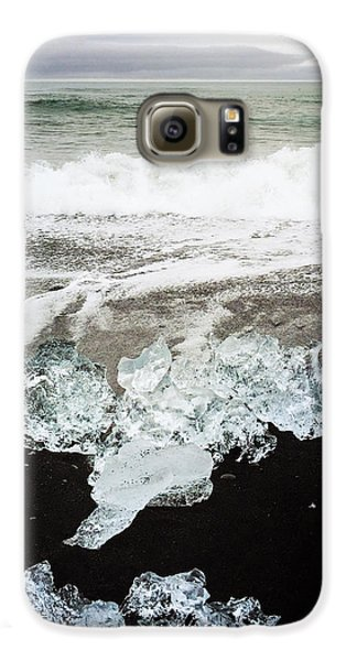 Cool Galaxy S6 Case - Ice In Iceland by Matthias Hauser