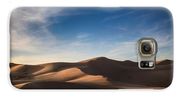 Desert Galaxy S6 Case - I'd Walk A Thousand Miles by Laurie Search