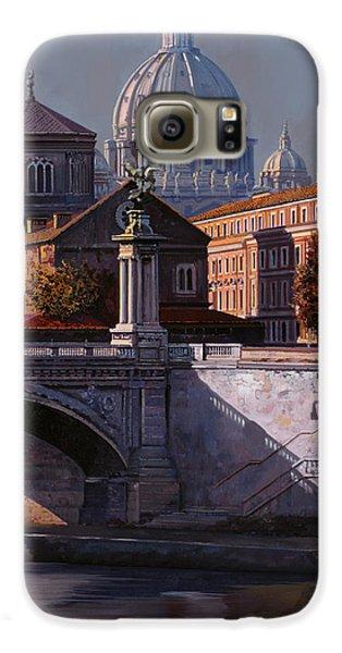 City Scenes Galaxy S6 Case - Il Cupolone by Guido Borelli