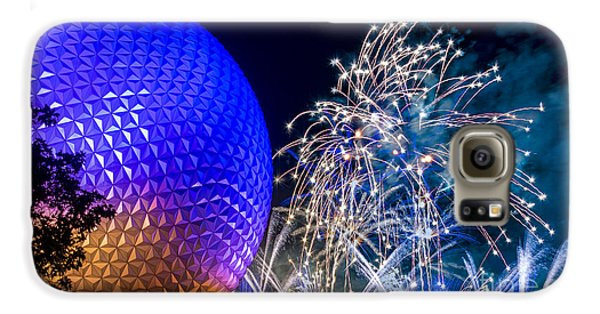 Illuminations Reflections Of Earth Galaxy S6 Case