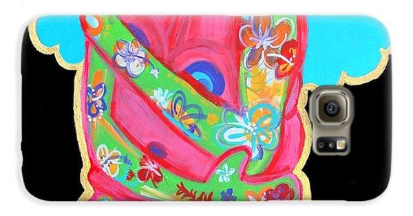 Galaxy S6 Case - Im A Work Of Art by Diamin Nicole