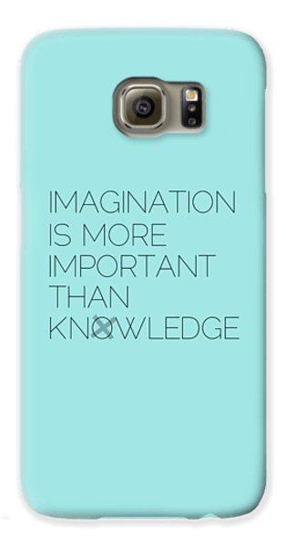 Imagination Galaxy S6 Case by Melanie Viola