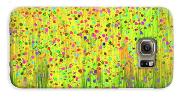 Impressionist Meadow Galaxy S6 Case