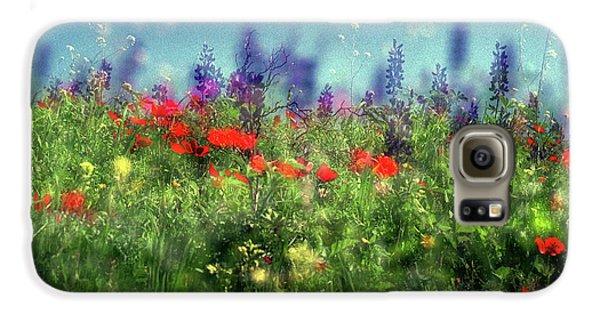 Impressionistic Springtime Galaxy S6 Case