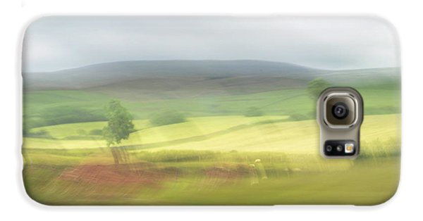 Galaxy S6 Case featuring the photograph In Yorkshire 1 by Dubi Roman