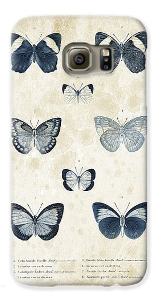 Insects - 1832 - 02 Galaxy S6 Case by Aged Pixel
