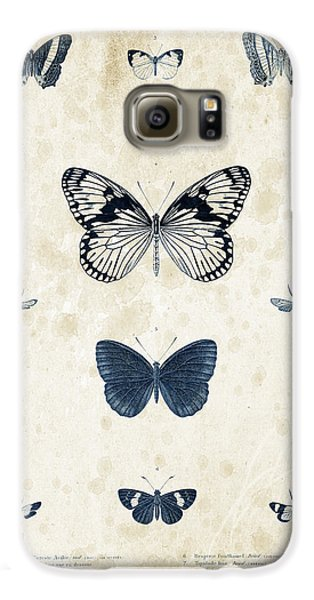 Insects - 1832 - 03 Galaxy S6 Case by Aged Pixel