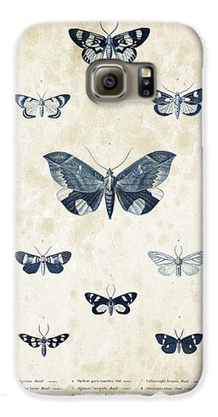 Insects - 1832 - 05 Galaxy S6 Case by Aged Pixel