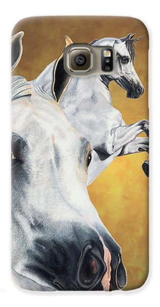 Horse Galaxy S6 Case - Inspiration by Kristen Wesch