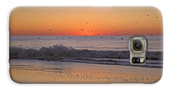 Inspiring Moments Galaxy S6 Case by Betsy Knapp