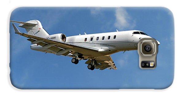 Jet Galaxy S6 Case - International Jet Management by Smart Aviation