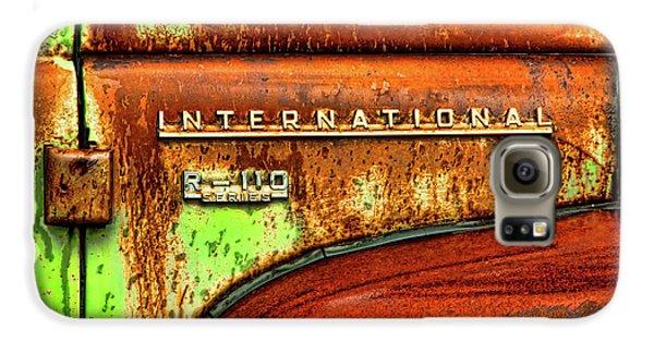 International Mcintosh  Horz Galaxy S6 Case