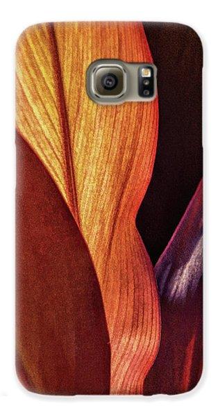 Interweaving Leaves I Galaxy S6 Case