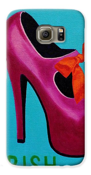 Irish Burlesque Shoe    Galaxy S6 Case