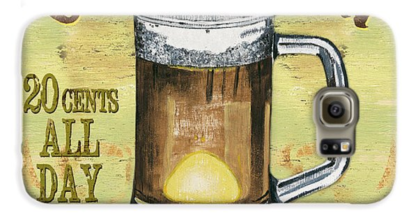Irish Pub Galaxy S6 Case by Debbie DeWitt