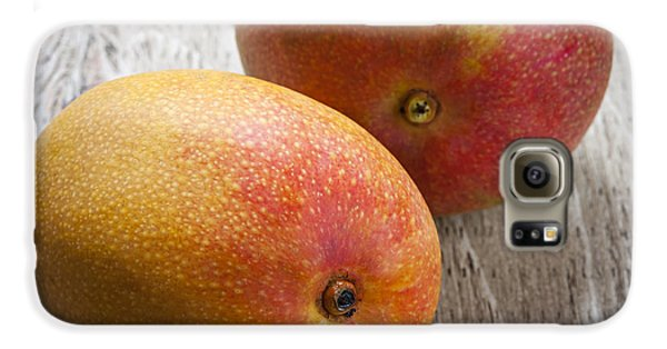It Takes Two To Mango Galaxy S6 Case by Elena Elisseeva