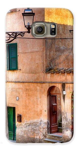 Italian Alley Galaxy S6 Case