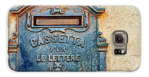 Italian Mailbox Galaxy S6 Case