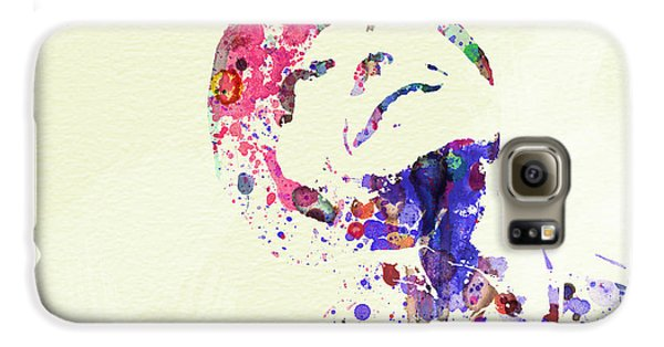 Cuckoo Galaxy S6 Case - Jack Nicholson by Naxart Studio