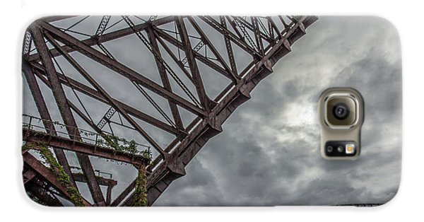 Jackknife Bridge To The Clouds Galaxy S6 Case