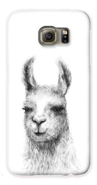Llama Galaxy S6 Case - Jacquie by K Llamas