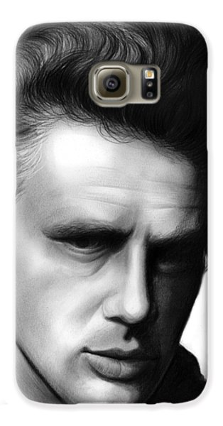 James Dean Galaxy S6 Case by Greg Joens