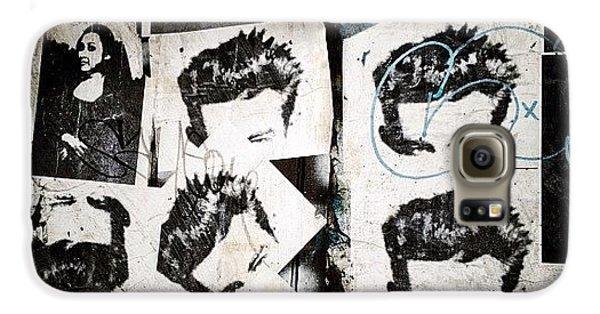 Gmy Galaxy S6 Case - James Dean by Natasha Marco
