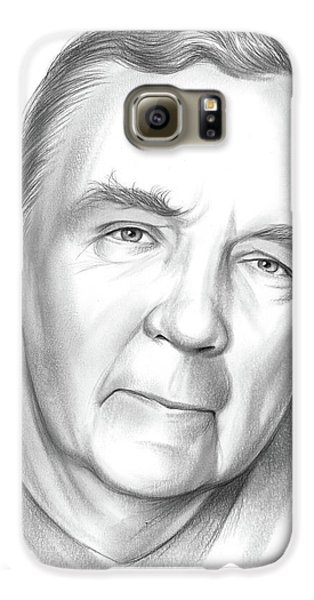 Wizard Galaxy S6 Case - James Patterson by Greg Joens