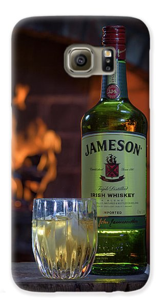 Jameson By The Fire Galaxy S6 Case