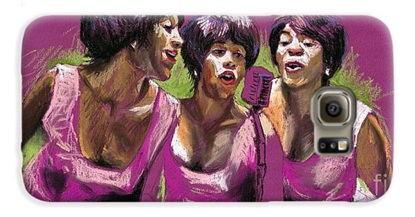 Jazz Galaxy S6 Case - Jazz Trio by Yuriy Shevchuk