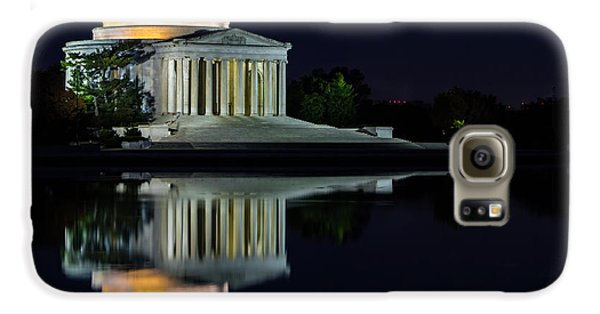 The Jefferson At Night Galaxy S6 Case