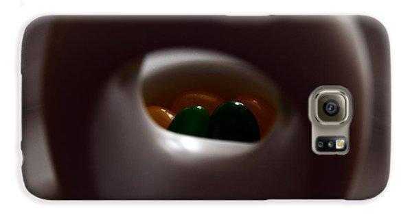 Jelly Bean Buddha Galaxy S6 Case
