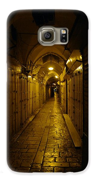 Galaxy S6 Case featuring the photograph Jerusalem Of Copper 1 by Dubi Roman