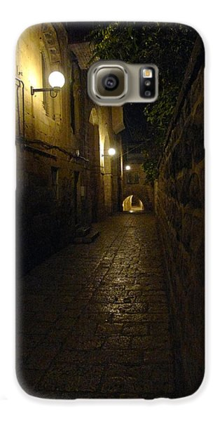 Galaxy S6 Case featuring the photograph Jerusalem Of Copper 2 by Dubi Roman