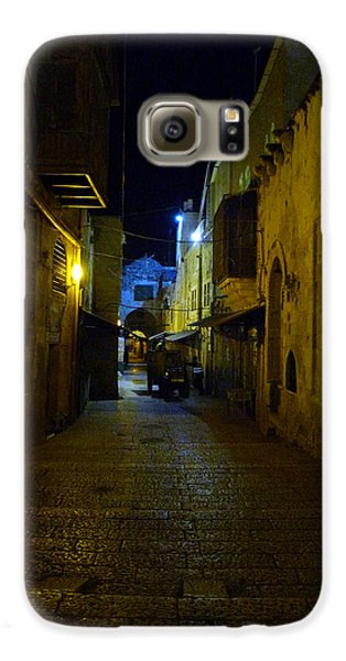 Galaxy S6 Case featuring the photograph Jerusalem Of Copper 3 by Dubi Roman