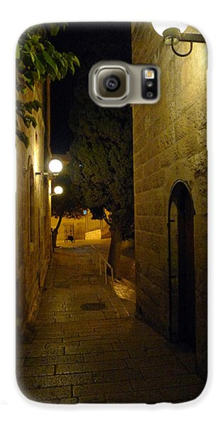 Galaxy S6 Case featuring the photograph Jerusalem Of Copper 4 by Dubi Roman
