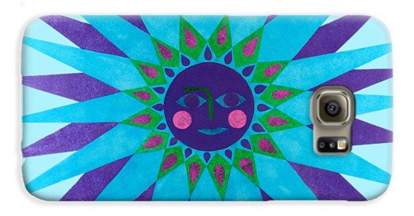 Jeweled Sun Galaxy S6 Case