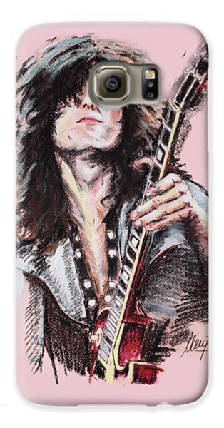 Jimmy Page Galaxy S6 Case