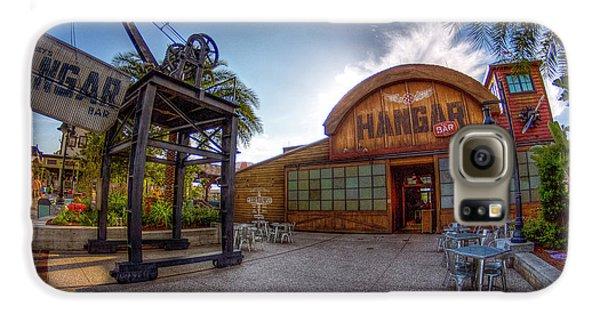 Jock Lindsey's Hangar Bar Galaxy S6 Case