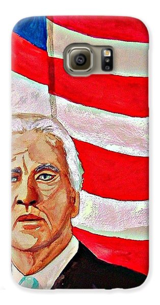 Joe Biden 2010 Galaxy S6 Case by Ken Higgins