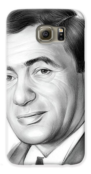 Frank Sinatra Galaxy S6 Case - Joey Bishop by Greg Joens